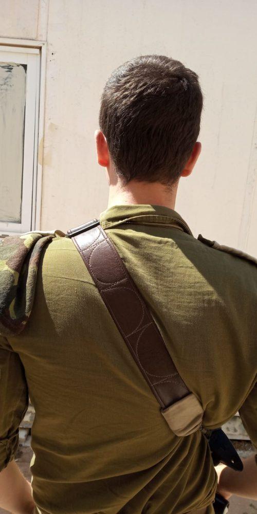 סגן א (צילום: דובר צהל)