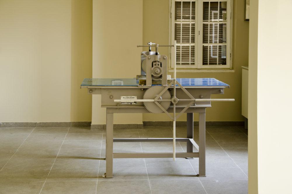 סדנת תחריט למבוגרים (צילום: מוזיאון הרמן שטרוק)