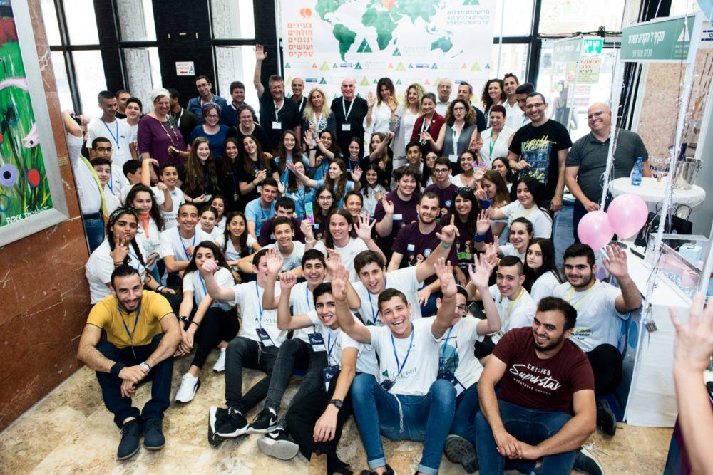 תחרות יזמים צעירים ישראל (צילום: מוטי זאב)