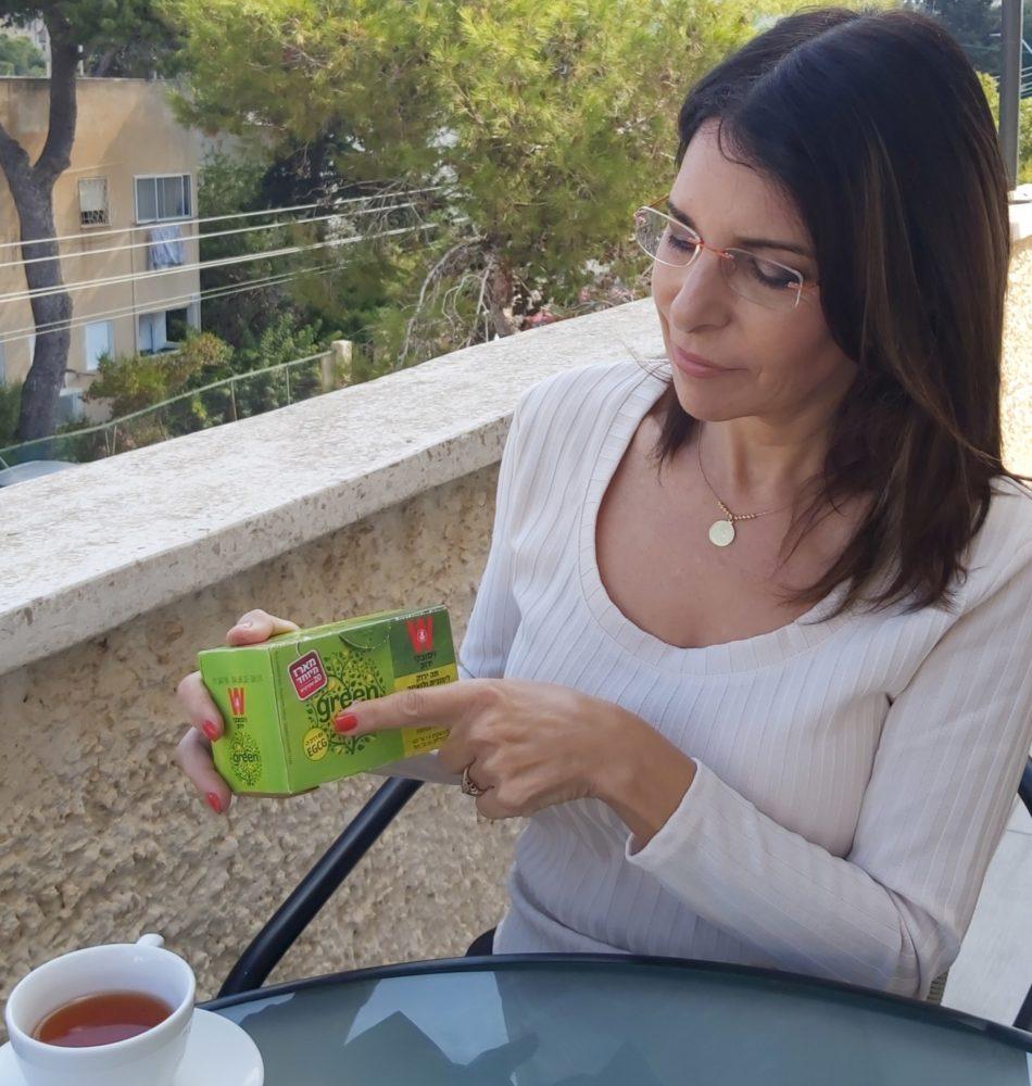 """ד""""ר מנדל סילביה, השפעתו של תה ירוק והרכיב האנטי-אוקסידנט על המוח, על זקנה ועל מחלות פרקינסון ואלצהיימר (צילום: אלבום אישי)"""