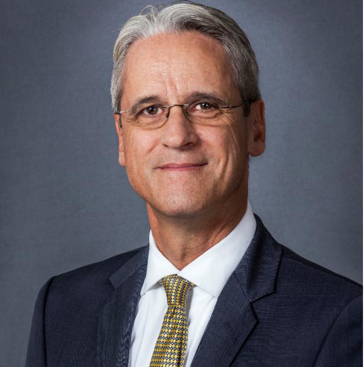 """ד""""ר דיוויד רוטשטיין, המזכ""""ל החדש של הקהילה הבהאית הבינלאומית. (צילום: המרכז הבהאי העולמי)"""