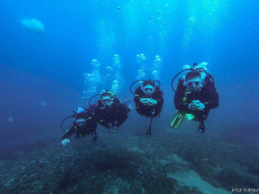 """מדעי הים (צילום: יח""""צ)"""