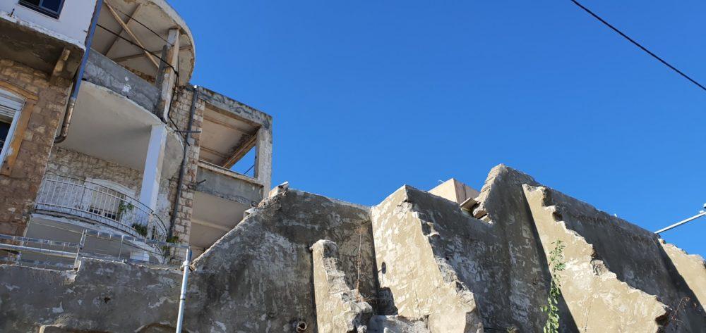 מבנה הבאוהאוס בשוק תלפיות - הפוטנציאל המבוזבז (צילום: נילי בנו)