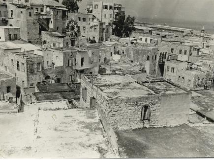 ואדי סליב 1962 (צילום: לא ידוע, באדיבות ארכיון העיר חיפה)