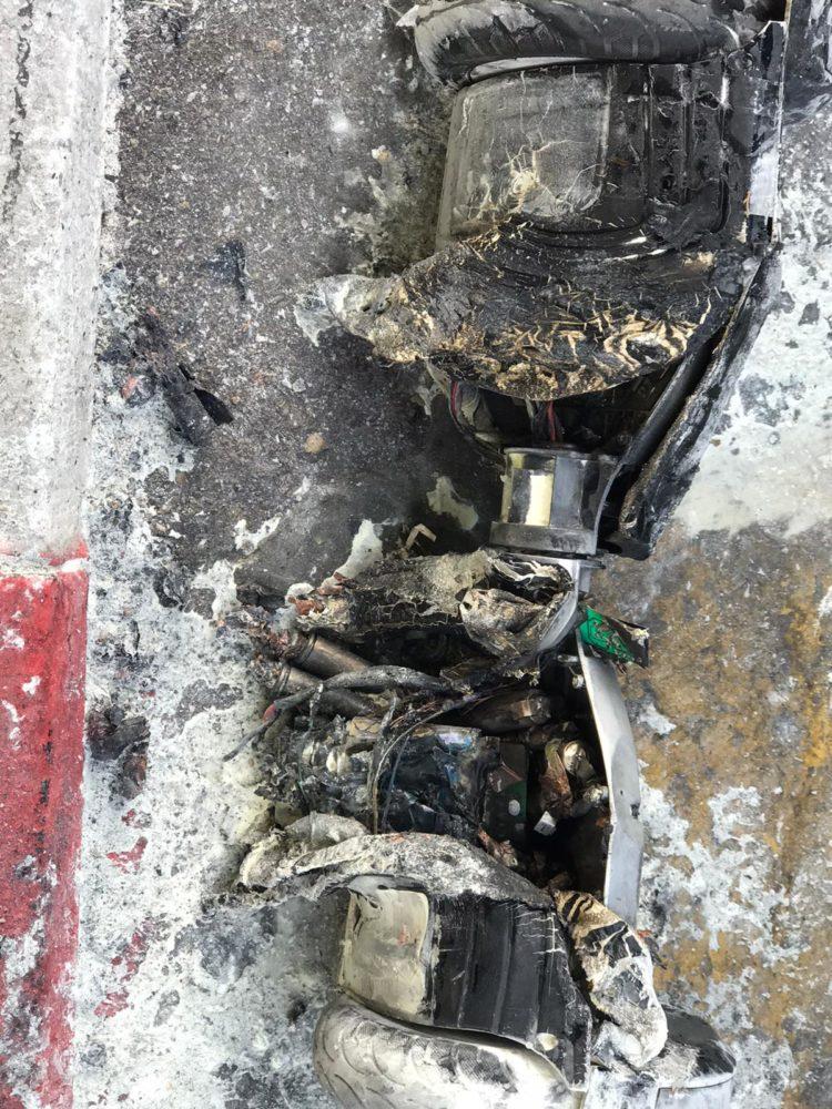 צילום:דוברות כבאות והצלה מחוז חוף