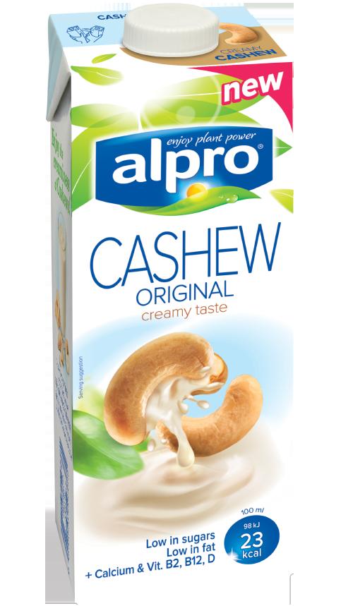 """אלפרו משקה אגוזי קשיו 1 ליטר (צילום: יח""""צ חברת אלפרו)"""