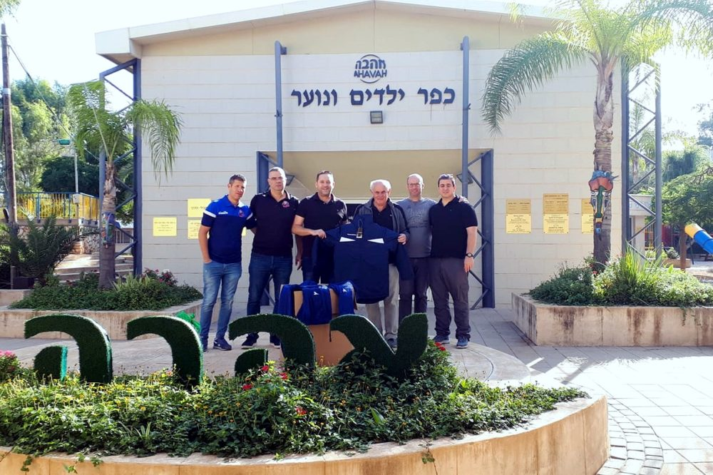 דוברות מועדון הכדורגל הפועל התאמה חיפה.