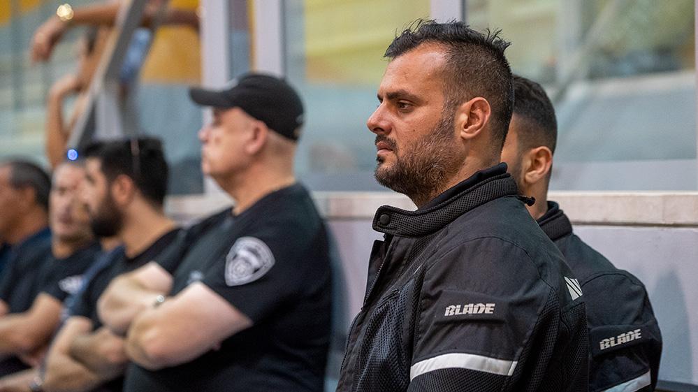 מפקח עיריית חיפה - הצגת תכנית התחדשות עירונית לקריית חיים (צילום: ירון כרמי)
