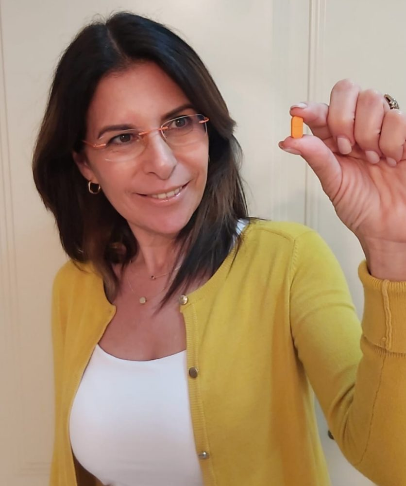 """ד""""ר סילביה מנדל (צילום: אלבום אישי)"""