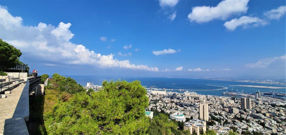 """שיוט אח""""י אילת בחיפה (צילום: נילי בנו)"""