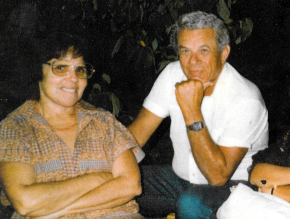 אסתר וראובן פלצור שנרצחו בקפריסין (צילום: אלבום המשפחה)
