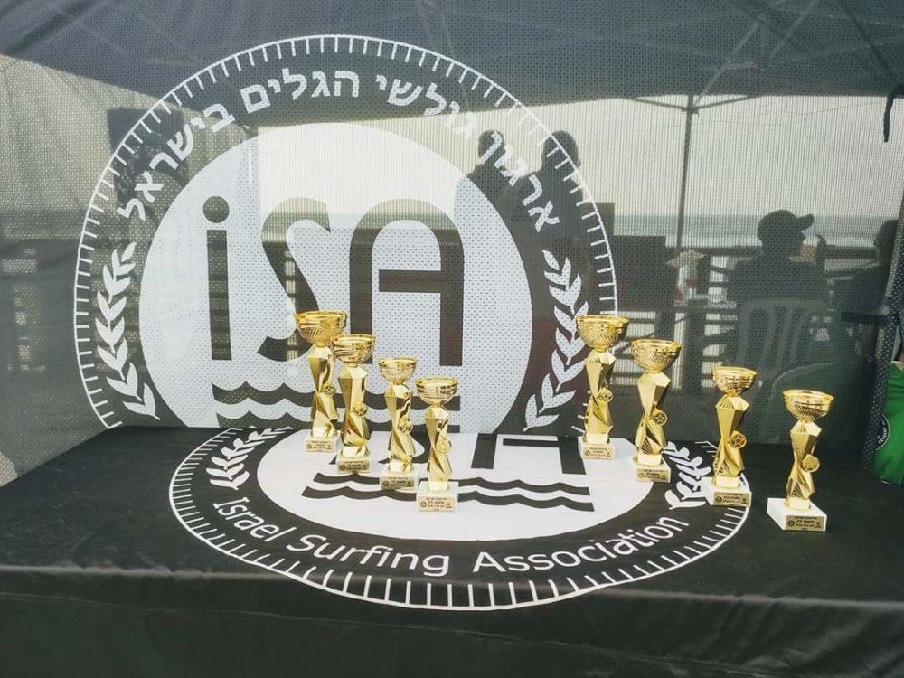 הגביעים - תחרות גלישת גלים לונגבורד בחיפה (צילום: יעל ליאצקי)