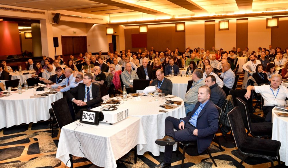 הועידה הכלכלית שנתית צפון (צילום: פאול אורלייב)