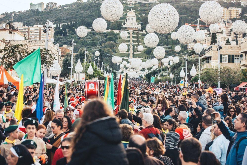 פסטיבל החג של החגים (צילום: מור אלנקוה)