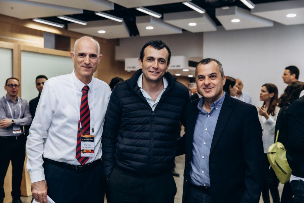 דורון סדן, שותף מנהל, PwC Israel, ודורון שוופי, שותף מנהל, ש. פרידמן  צילום: מיכה בריקמן