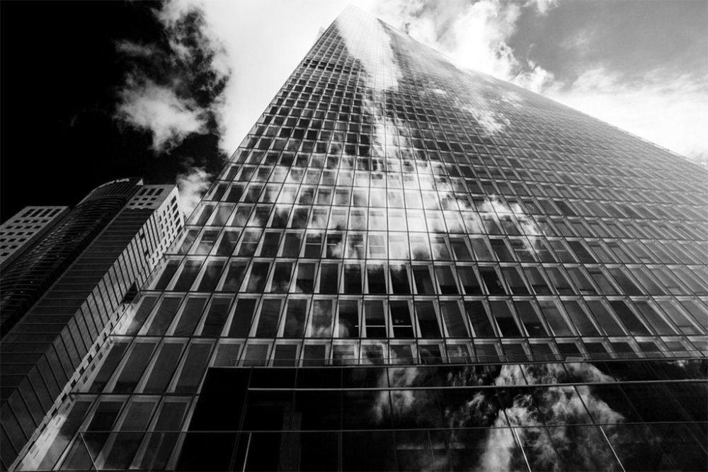 אדריכלות בחיפה - עבודתו של הצלם אקי פלקסר