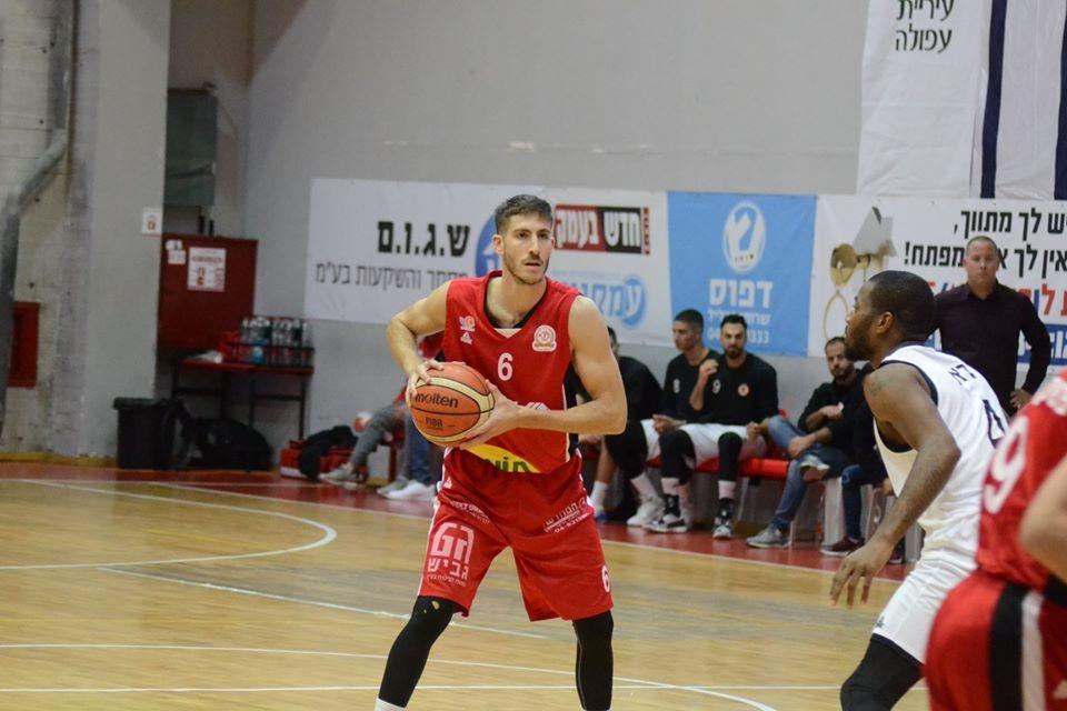 עומר טל  (צילום: אלעד נבו, מועדון כדורסל הפועל חיפה, העמוד הרשמי)