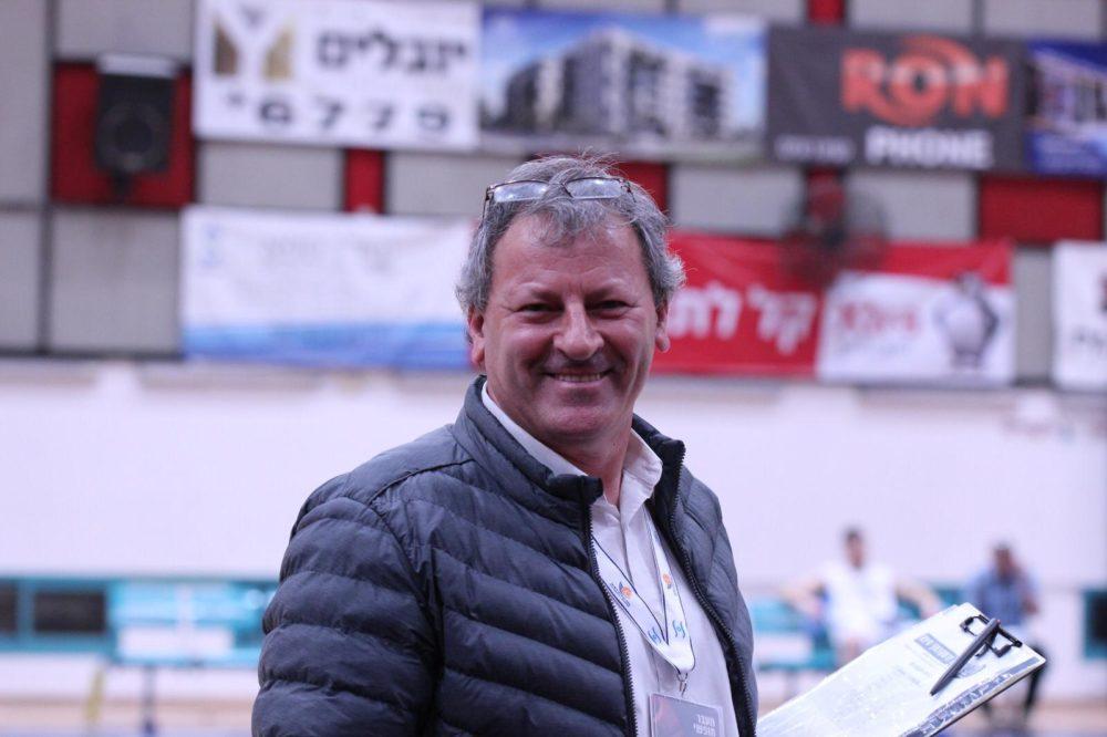 אדי מינץ (צילום: הראל שוורצברג)