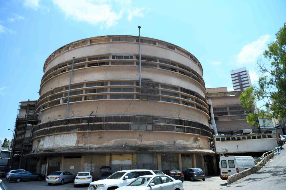 מבנה השוק ההיסטורי (צילום: ראובן כהן)