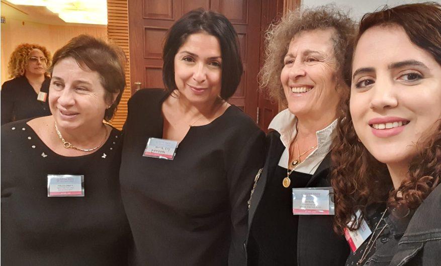 נעמה לזימי, מירה דנה, אורית כהן וביאטריס כץ