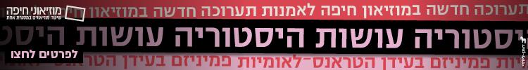 מוזיאוני חיפה רחב