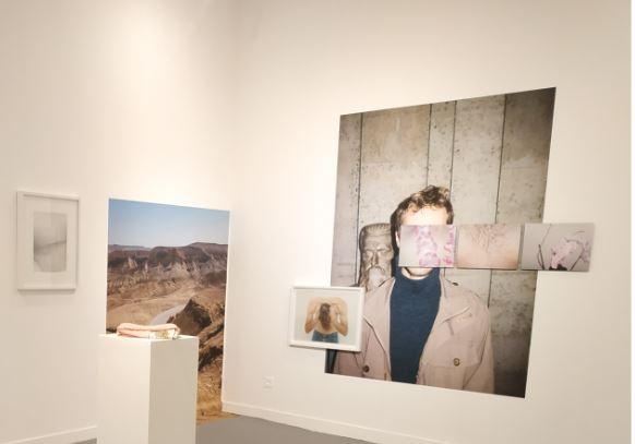 """התערוכה במוזיאון חיפה """"עושות היסטוריה"""" (צילום: ויטלינה מוחין)"""