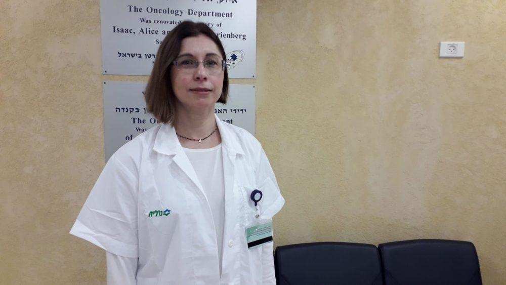 """ד""""ר קטרינה שולמן (צילום: דוברות כללית) כללית"""