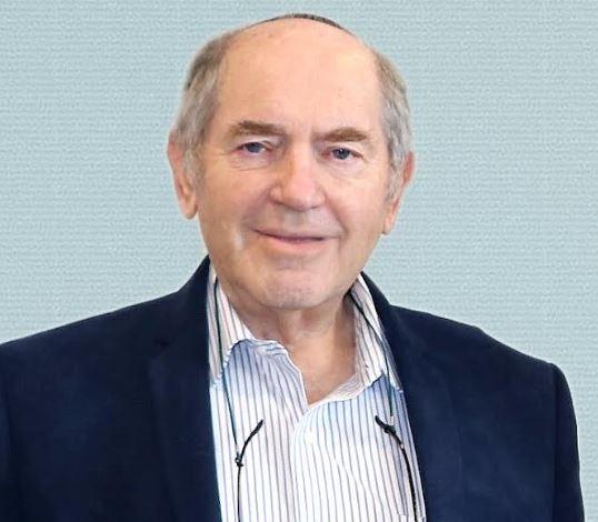 פרופ' יחזקאל טלר, נשיא האקדמית גורדון