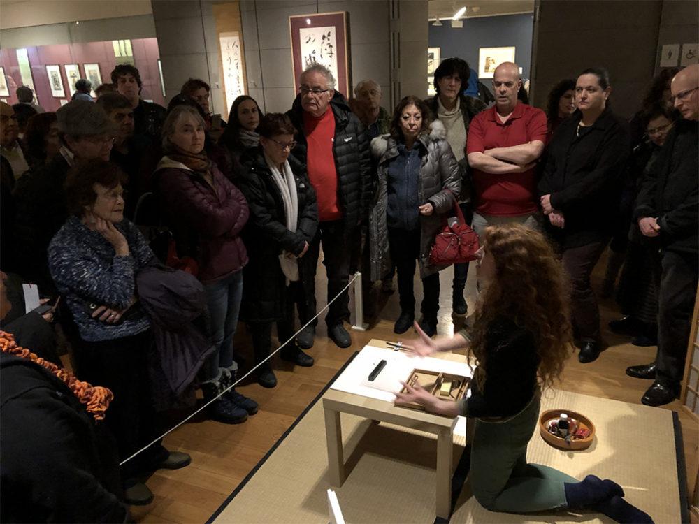 תערוכות חדשות במוזיאון טיקוטין בחיפה (צילום: ירון כרמי)