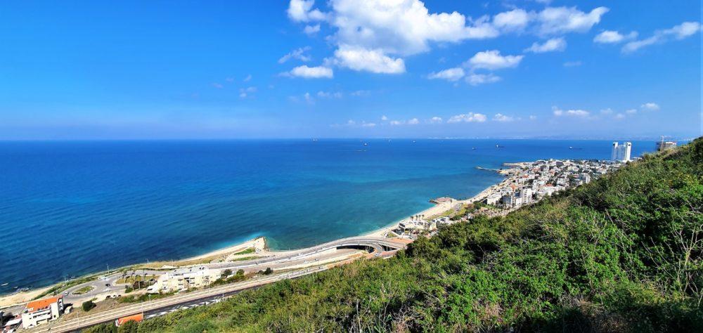חיפה היפה שלנו (צילום: נילי בנו)