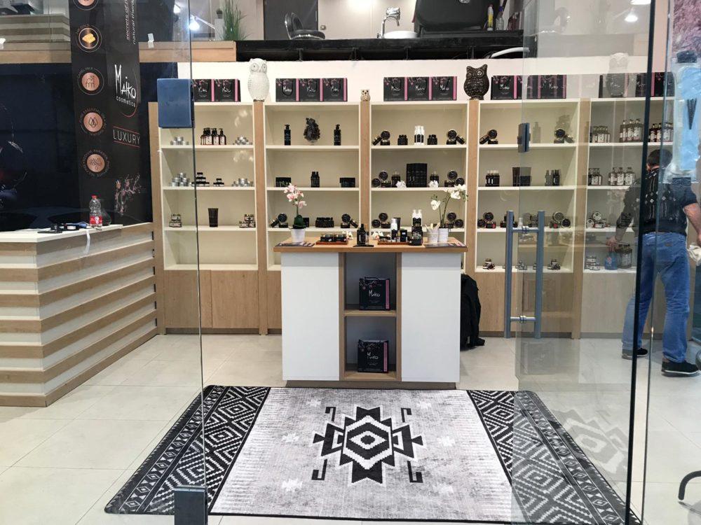 Maiko cosmetics הסניף החדש בטירת כרמל