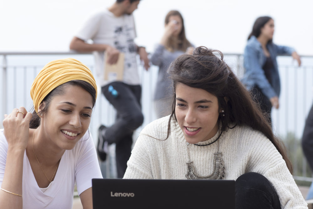 האקדמית גורדון חיפה (צילום: אקדמית גורדון)