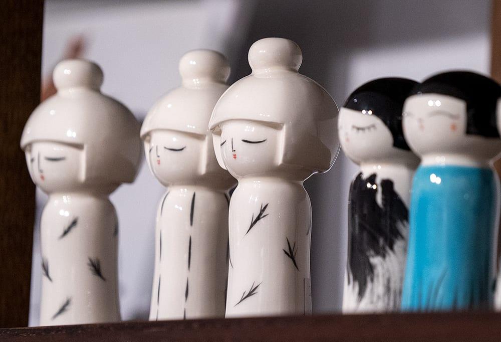 מתנות בחנות מוזיאון טיקוטין (צילום: ירון כרמי)