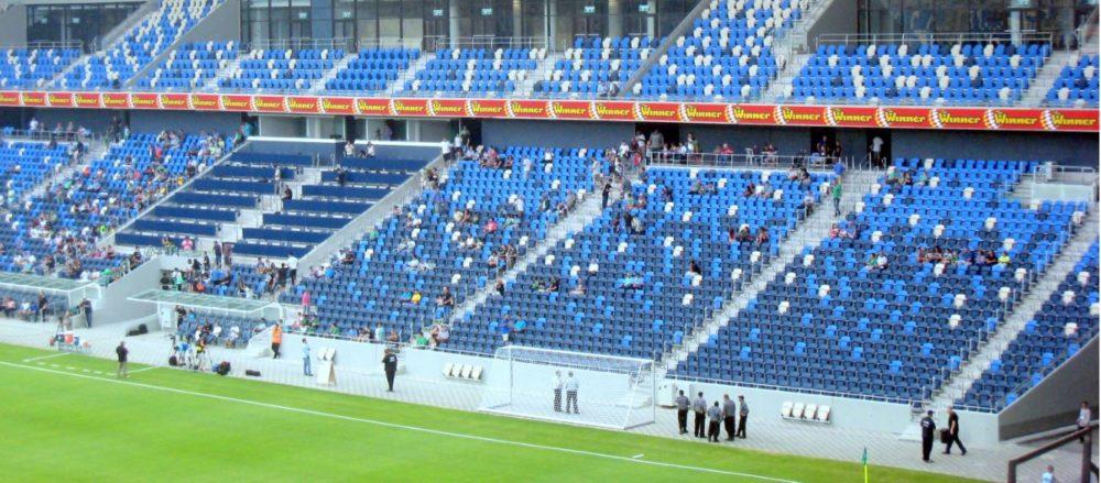 אצטדיון סמי עופר חיפה (צילום: אדיר יזירף)
