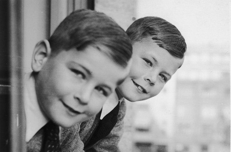 נפתלי פירסט בילדותו - תת פלנטה: בלוק הילדים הידוע בשם בלוק 66 שהתקיים בתוך פלנטת מחנה הריכוז בוכנוואלד