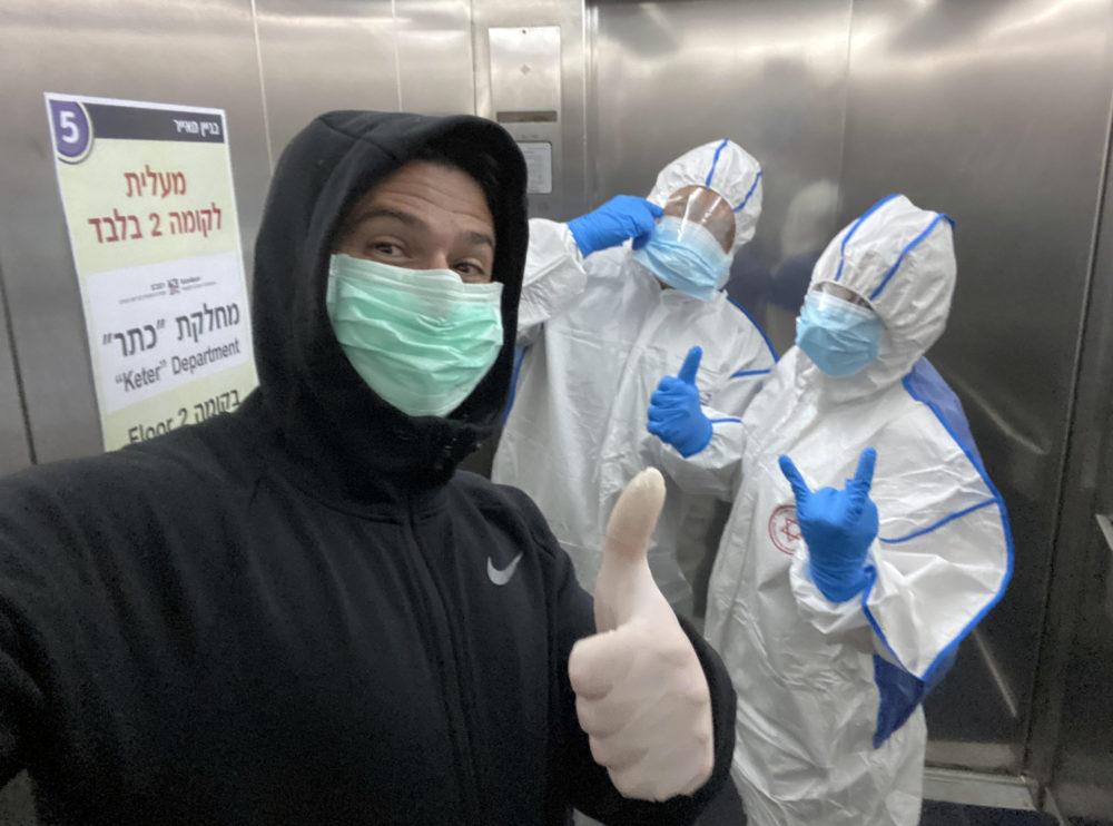 צוותים רפואיים בחיפה