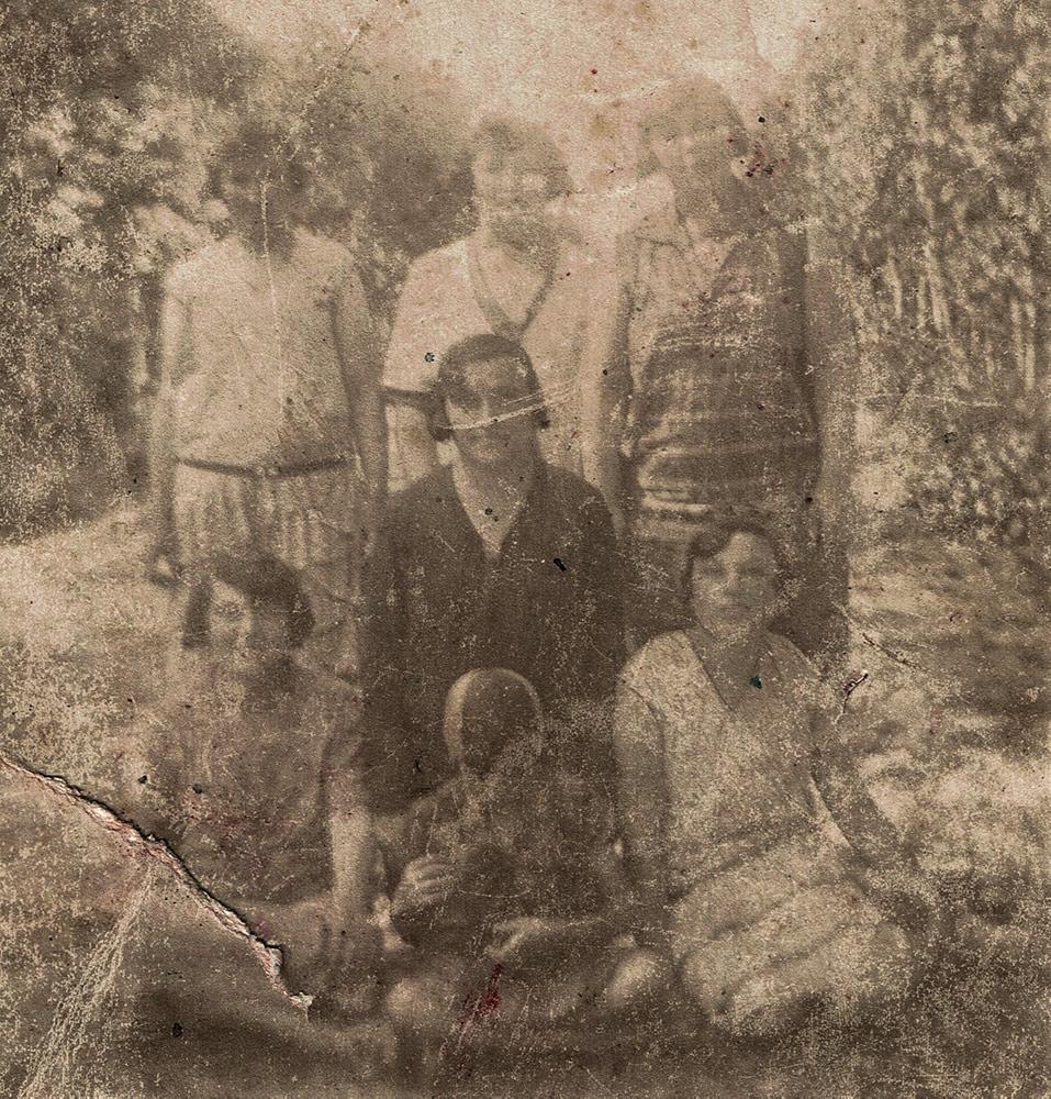 אימה ואחיותיה של הלינה פרידמן (אלבום פרטי)