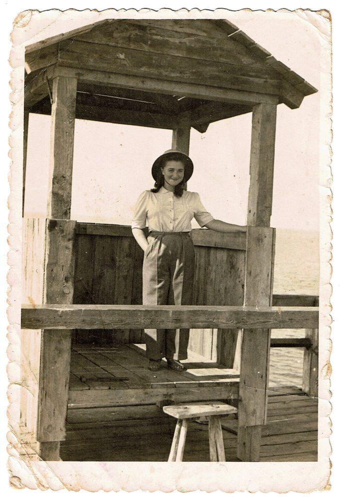 הלינה בזקופנה, 1949 (אלבום פרטי)