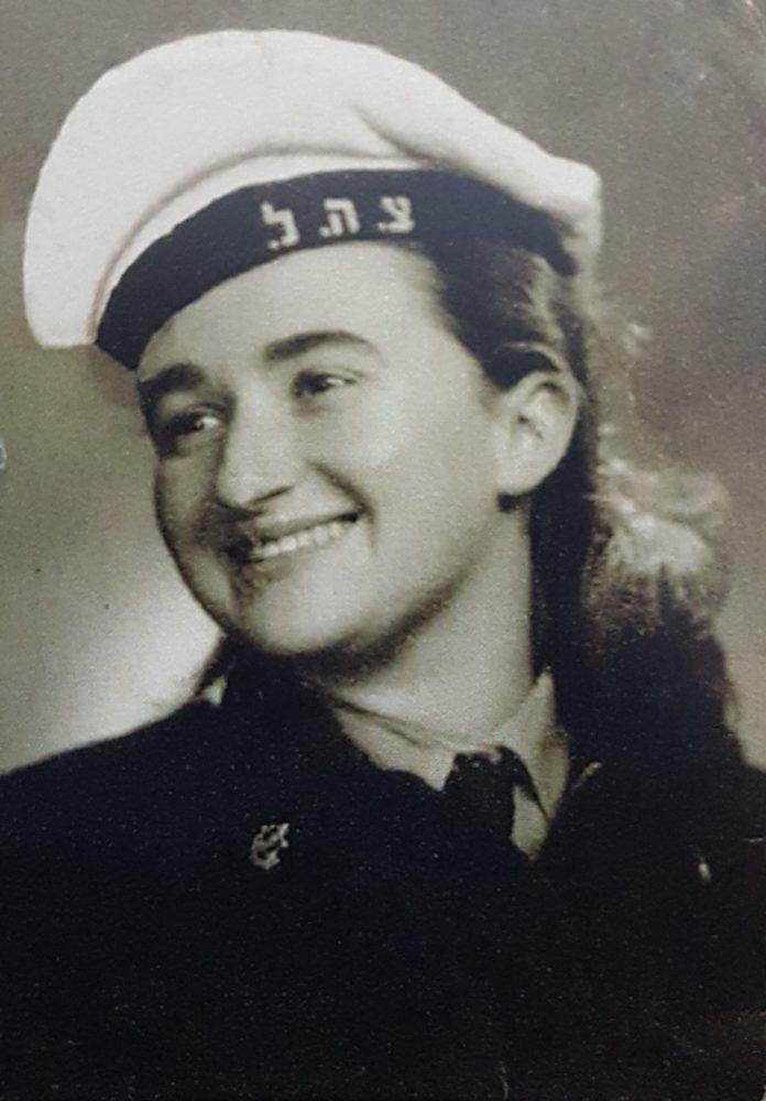 הלינה פרידמן בחיל הים (אלבום אישי)