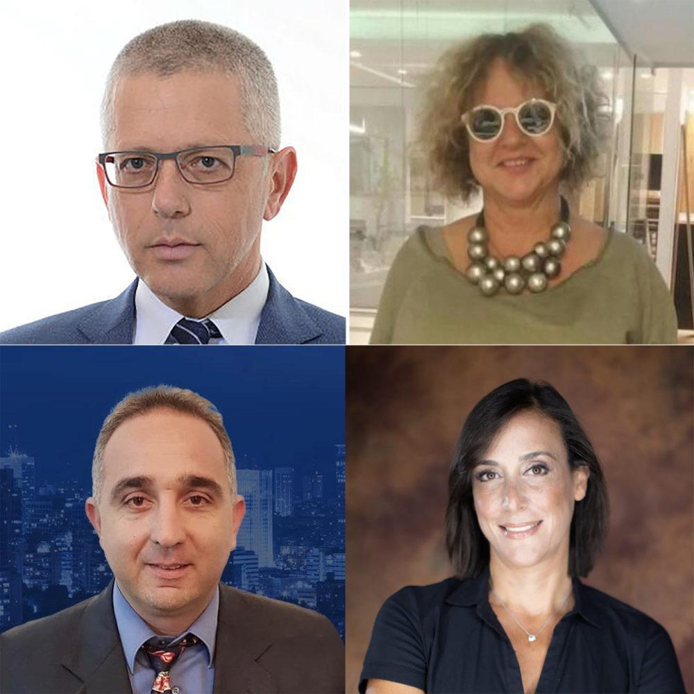 הקפאת התכנון בחיפה - בעלי המקצוע מדברים - סיגל שטרנברג, רון ברנט, ערן ביליה וגילית ויסוקר