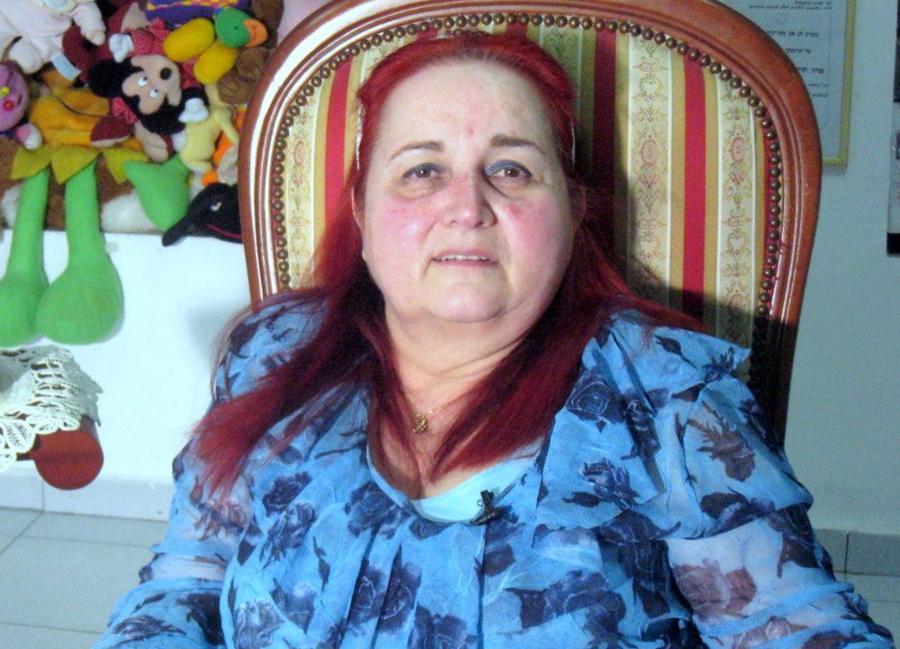 עטרה חיימוביץ (צילום אדיר יזירף)