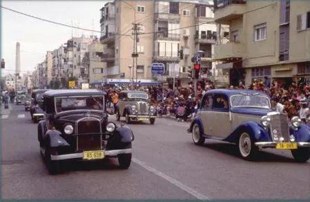 רכבי אספנים נשלח עי עיריית חיפה