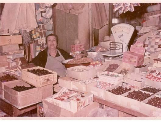 סבתא סלי (קומפוט צילום: חנה מורג)