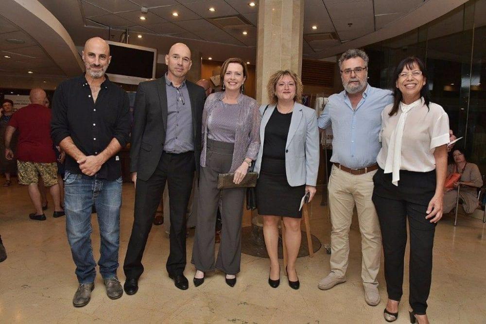 תאטרון חיפה (צילום: יואב איתיאל)