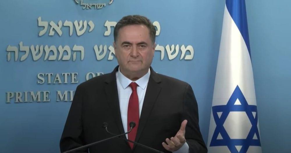"""ישראל כ""""ץ (צילום: משרד ראש הממשלה)"""