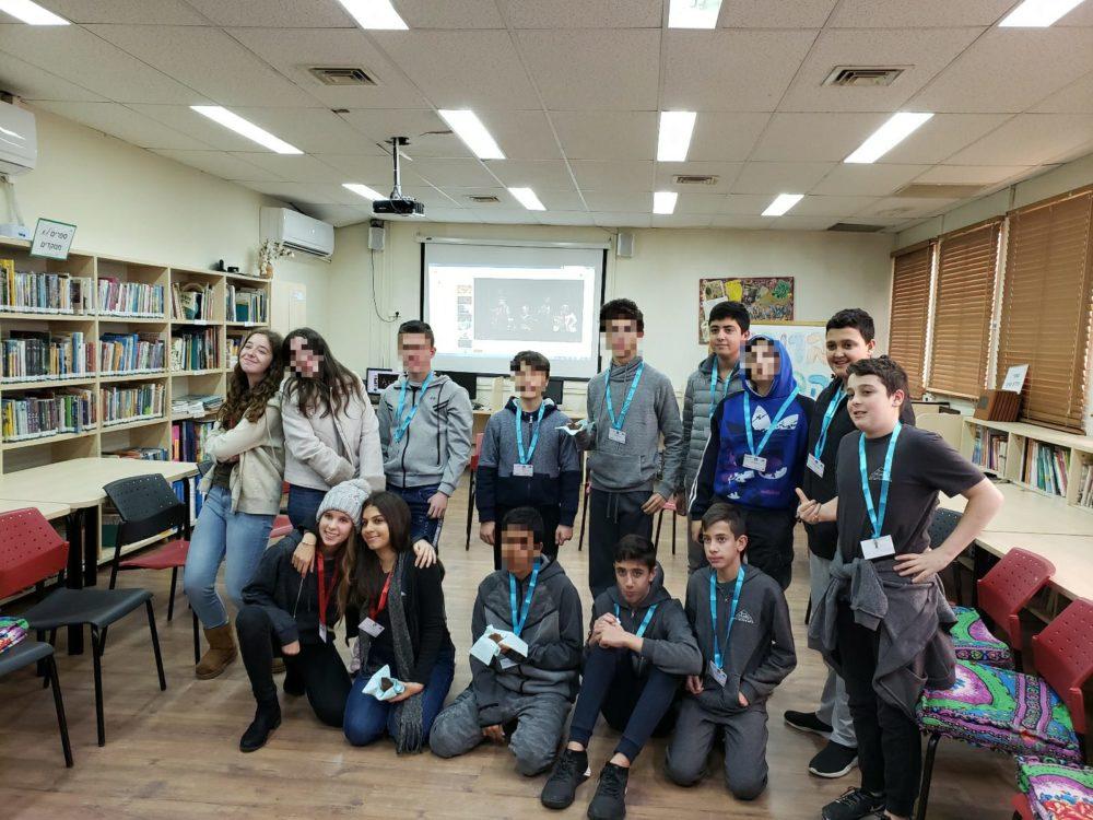 יזמים צעירים בחיפה (צילום: iris)