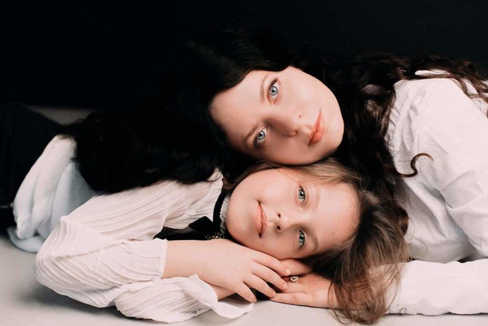 מרינה ברנובסקי ובתה
