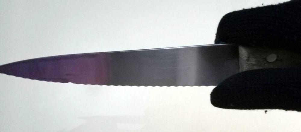 סכין - דקירה בחיפה - אילוסטרציה (צילום: חי פה)