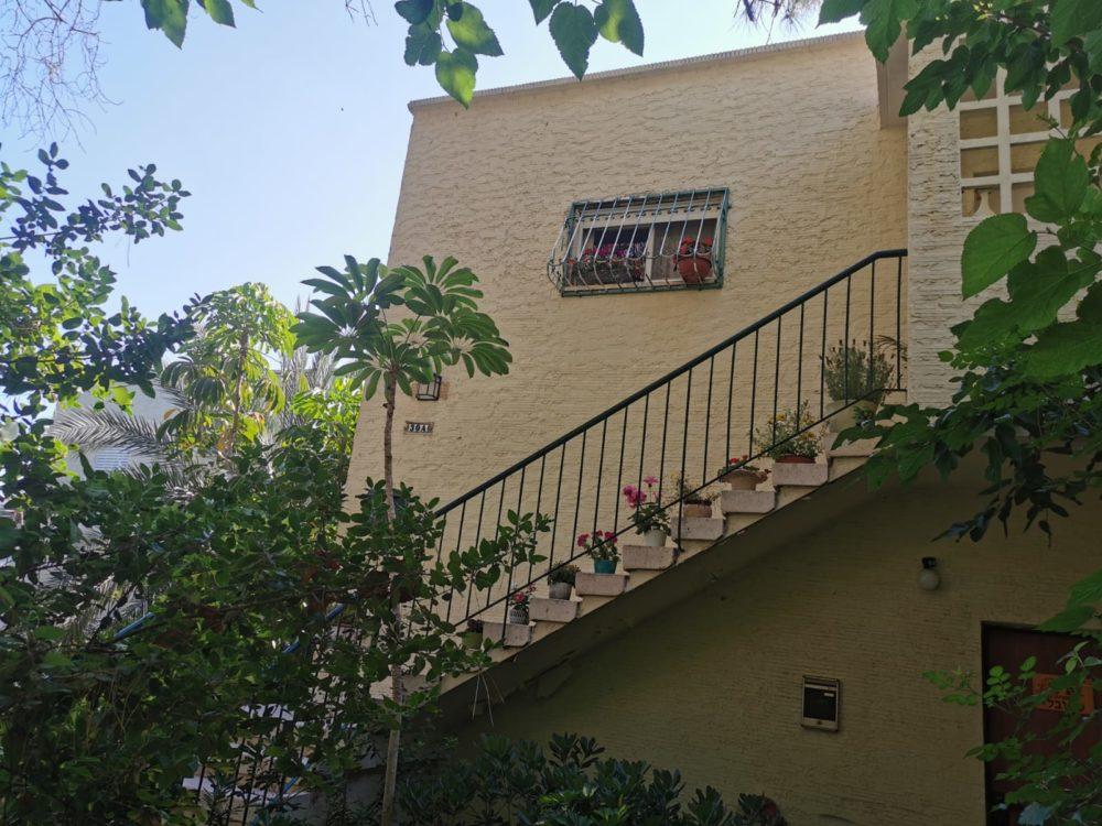 בתים מיוחדים בשושנת הכרמל (צילום: סמר עודה כרנתינג'י)