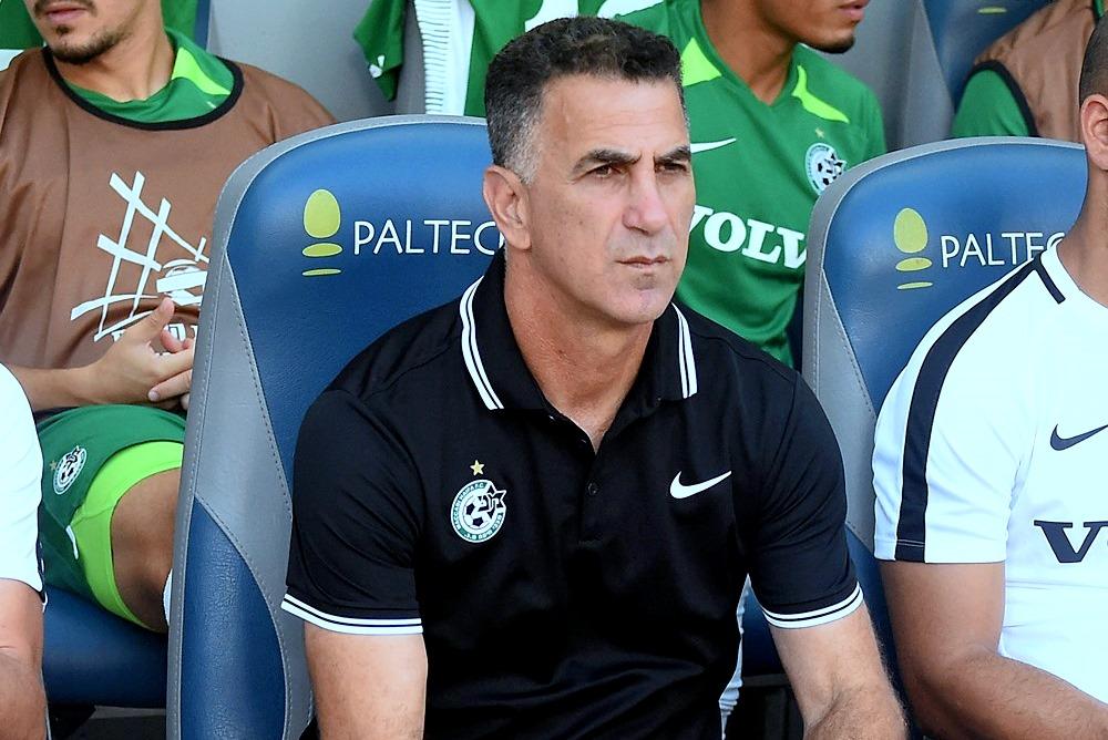 מרקו בלבול, מאמן מכבי חיפה היוצא (צילום: יוסף הירש)